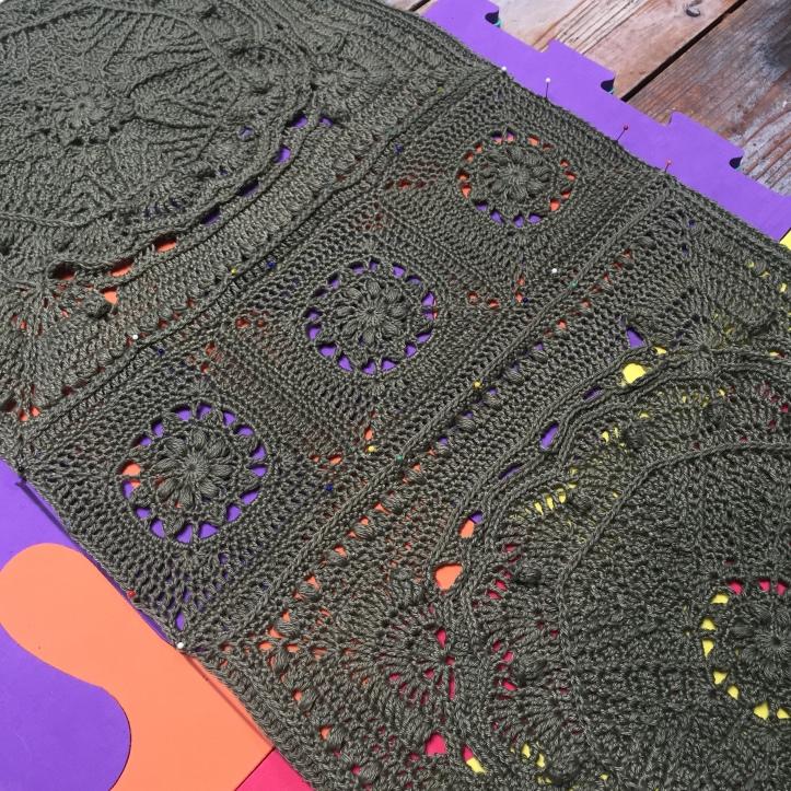 Mayan Cal Progress Marion Loves Crochet